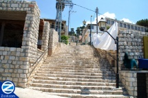 Great Stairs of Tzfat